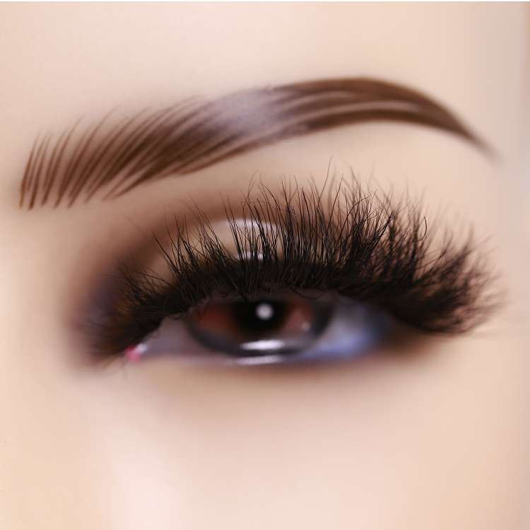 3D eyelashes supplier DJ151