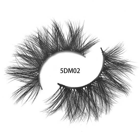 Wholesale 5D Mink Eyelashes USA