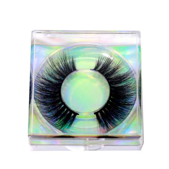 Free square lashes packagings wholesale