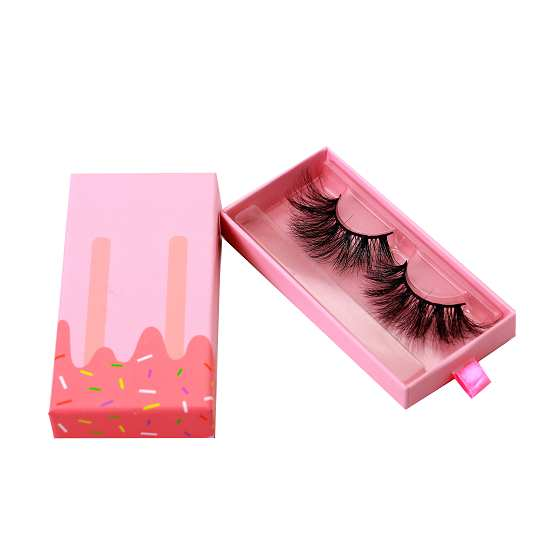 Ice cream lashes packaging for sale