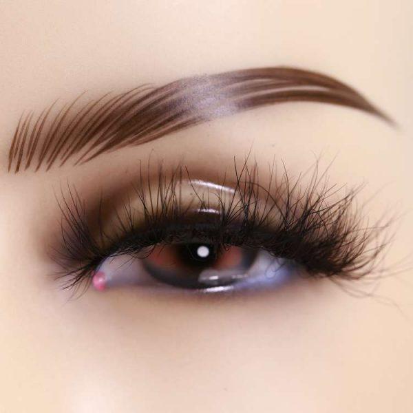 mink eyelashes supplierDJ110