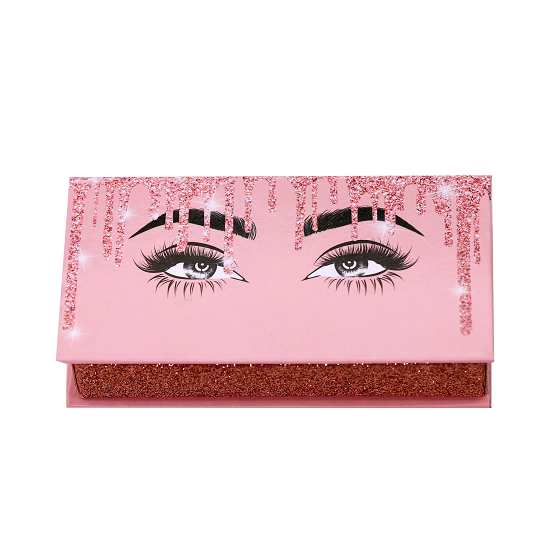 unparalleled cute pink lashes box